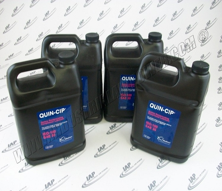 Quincy 112543x100 Oil Quin Cip 4 Gal Iso 100