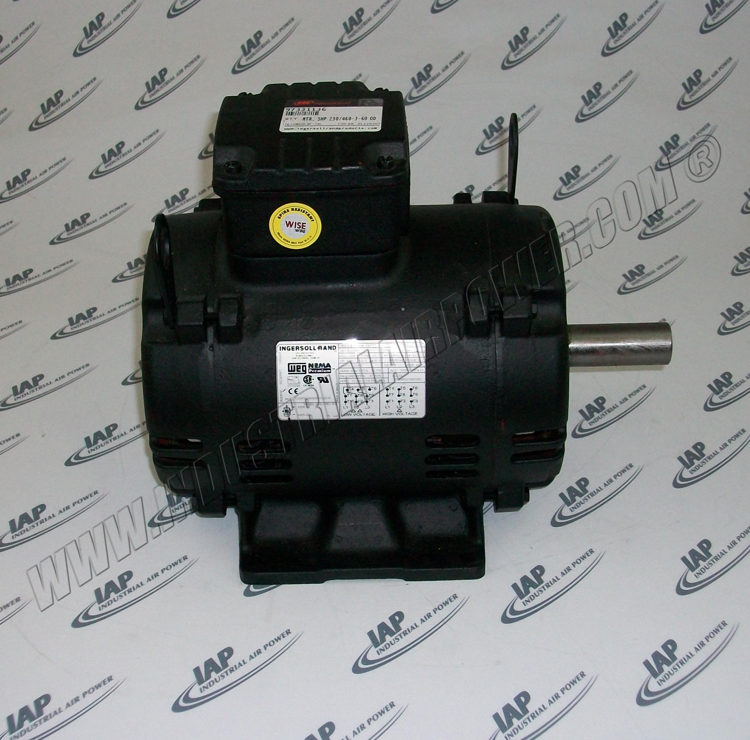 Ingersoll Rand 97331136 Motor