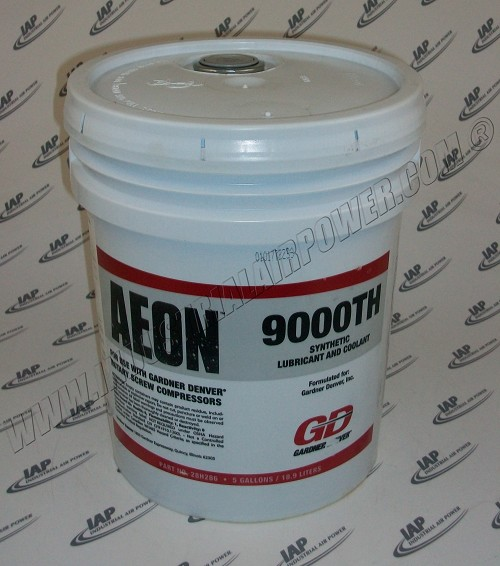 Gardner Denver 28h286 Synthetic Lubricant Aeon 9000th