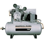 15TE20-P Two Stage Cast Iron Air Compressor - 20 HP - 460V/3-Phase