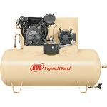 2545E10-P Two Stage Cast Iron Air Compressor - 10 HP - 575V/3-Phase