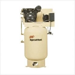 2545K10-P Two Stage Cast Iron Air Compressor - 10 HP - 460V/3-Phase