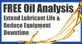 Free Compressor OIl Analysis