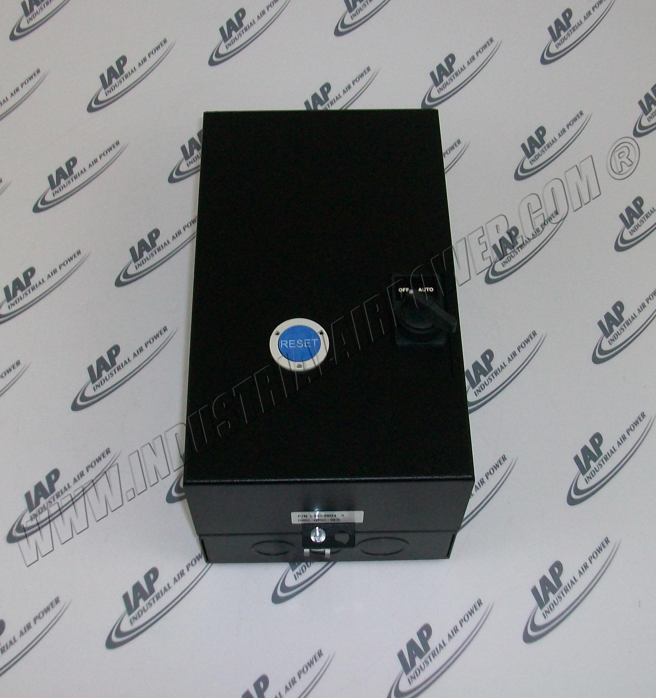 Ingersoll Rand 23859804 7 5 Hp Iec 230 Starter