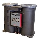 Sepremium 2500 Oil/Water Separator - 2500 cfm