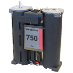 Sepremium 750 Oil/Water Separator - 750 cfm