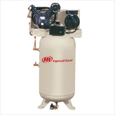 2475N5-V Two Stage Cast Iron Air Compressor